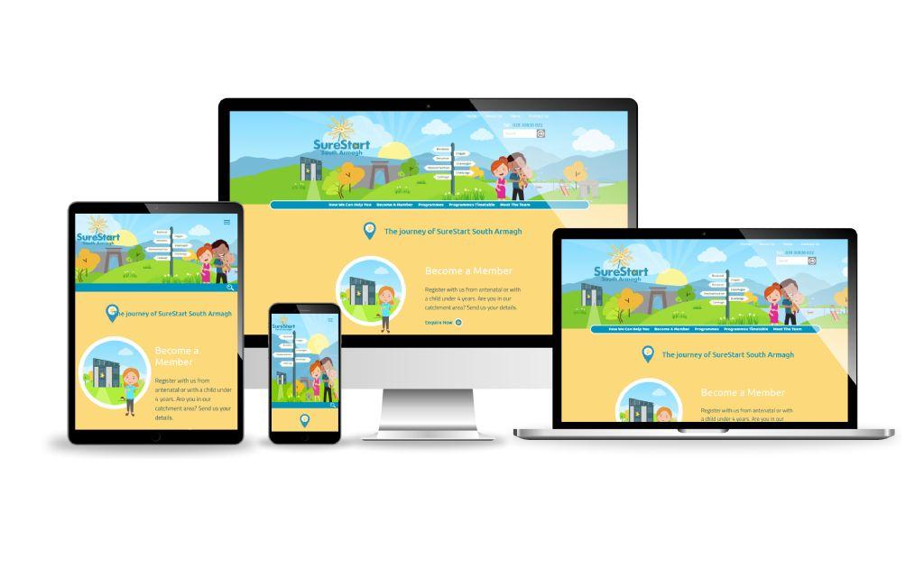 New Website launch – November 2019