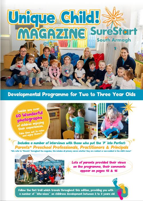 Unique Child Magazine